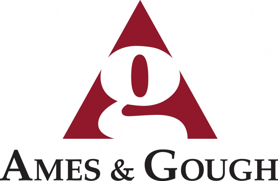 Ames & Gough logo